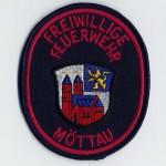 Aufnäher für Freiwillige Feuerwehr