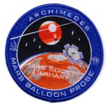 ARCHIMEDES MARS BALLOON PROBE