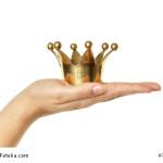 Krone für Faschinsprinzen