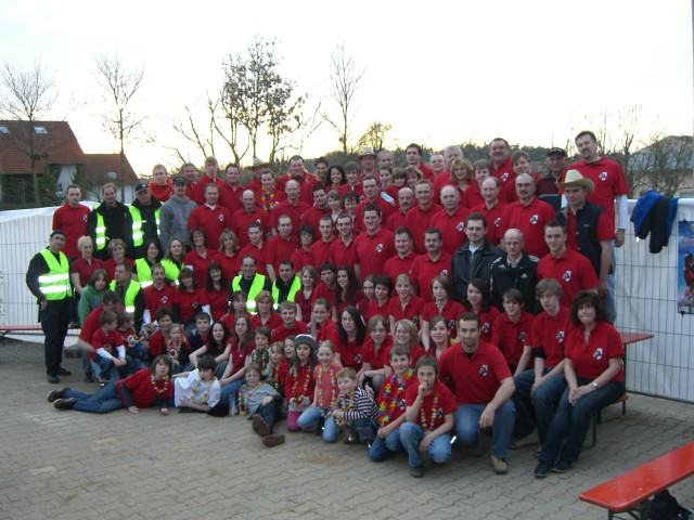 Pflaumfeld Feuerwehr Poloshirts
