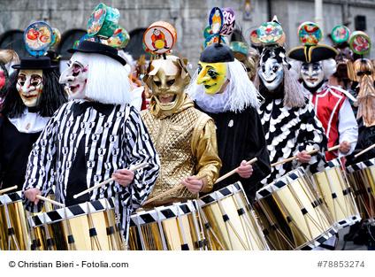 deutsche Karnevalshochburgen