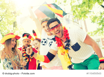 Fanartikel Deutschland