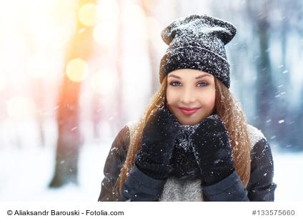 winterliche Werbegeschenke