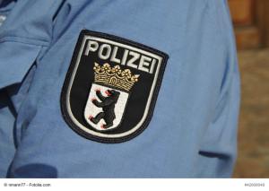 Abzeichen der Polizei