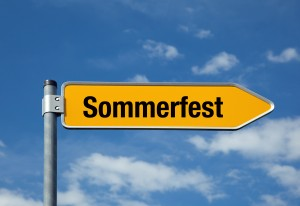 Sommerfest zum Image stärken