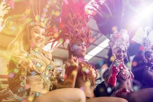 Karneval in Rio - Ehrenabzeichen