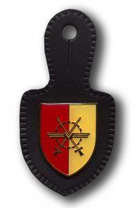 Bundeswehr internes Verbandsabzeichen Brustabzeichen Dreiecksschild