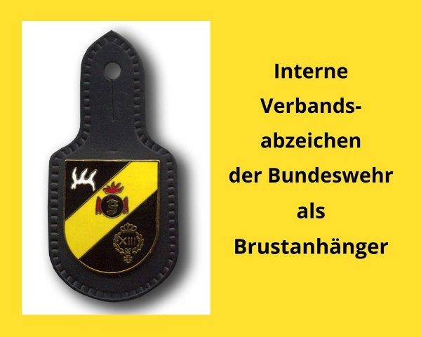 Interne Verbandsabzeichen der Bundeswehr