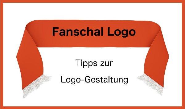 Fanschal Logo Gestaltung