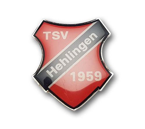 Ansteckpins bestellen | Pins bedruckt TSV Hehlingen