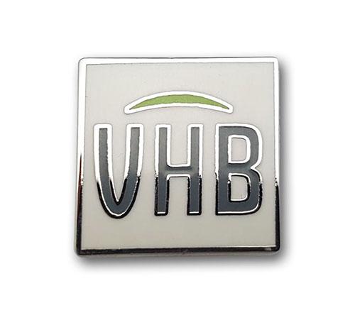 Ansteckpins bestellen | Pins Kaltemailliert UHB