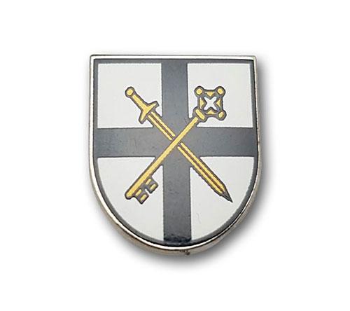 Ansteckerpins bestellen | Pins Kaltemailliert Wappen