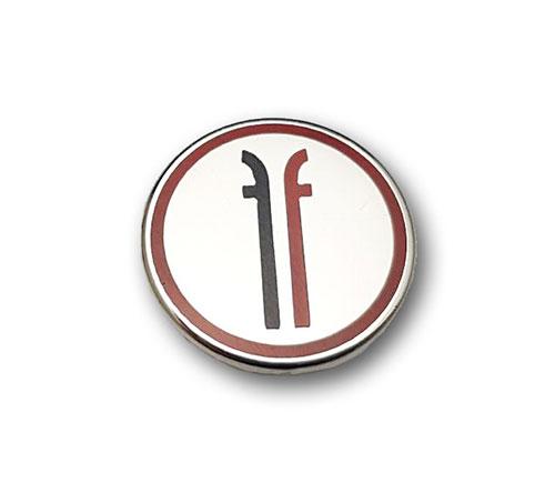 Ansteckpins bestellen | Pins Kaltemailliert