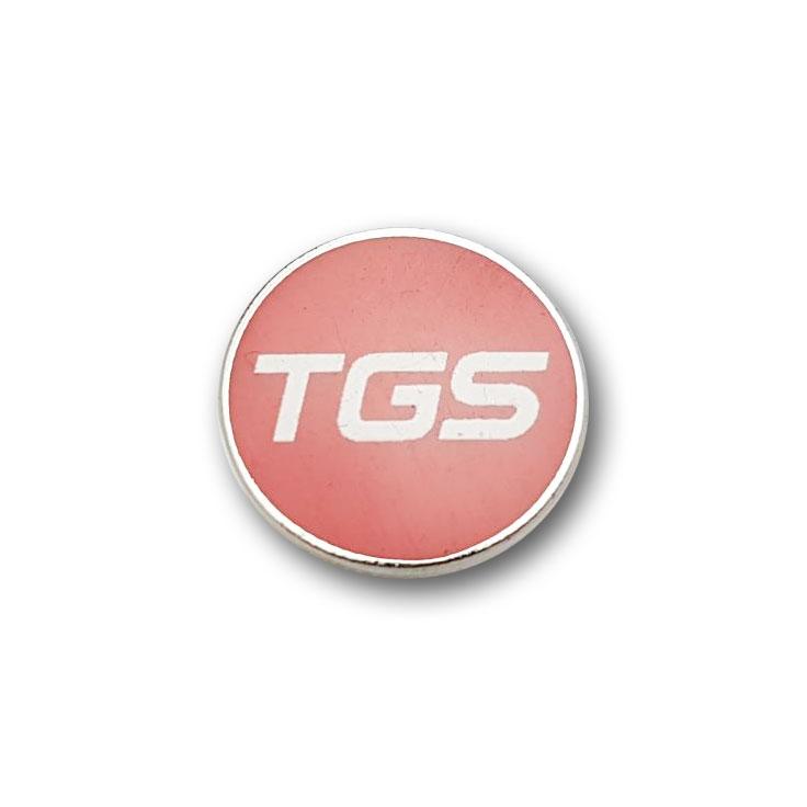 Kaltemaillierte Pins TGS