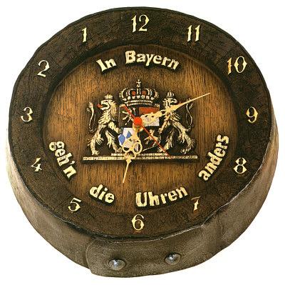 Bayerische Uhr