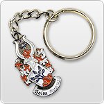 Exclusive – multiple key rings
