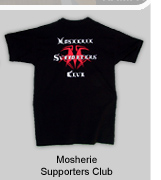 T-Shirts mit AufdruckMosherie Supporters Club