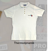 T-Shirt Thermodynamik