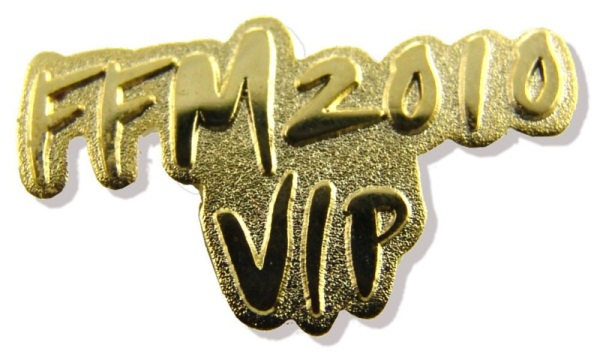 Button Anstecker: VIP